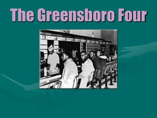 The Greensboro Four