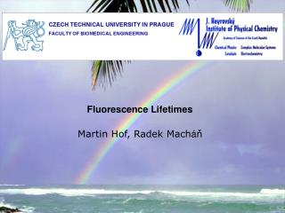 Fluorescence Lifetimes
