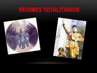 REGIMES TOTALIT RIOS
