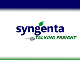 Who is Syngenta