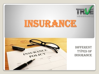 Commercial Business Insurance