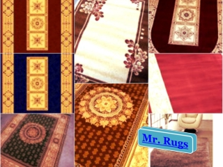 High Quality Designer Rugs