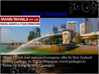 ltc Trip to Singapore