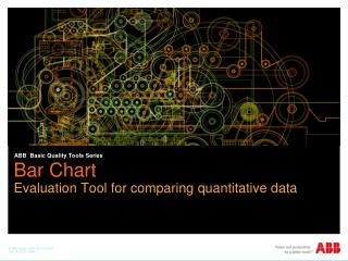 Bar Chart Evaluation Tool for comparing quantitative data