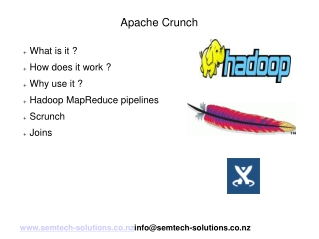 An introduction to Apache Crunch