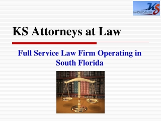 Family Law and Traffic defense lawyers