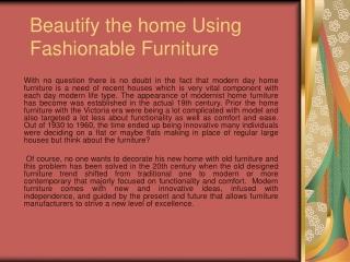 modern furniture kitchener