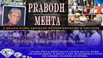 Prabodh Mehta Treasures Society with His Benevolence
