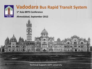 Vadodara Bus Rapid Transit System