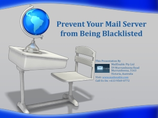 Prevent Your Mail Server from Being Blacklisted