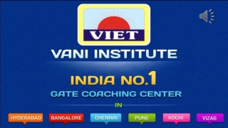 GATE coaching institutes in Kolkata