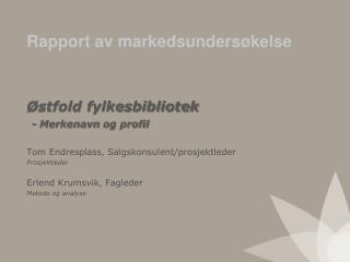 stfold fylkesbibliotek  - Merkenavn og profil