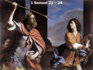 1 Samuel 21   24