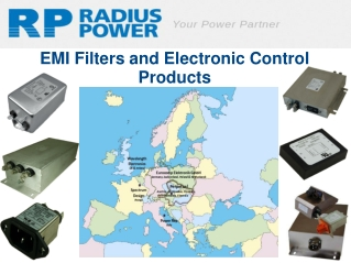 EMI Filter and Electronic Control Products