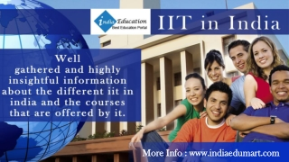 IIT in India
