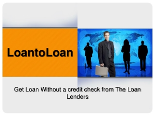 Get payday loan lenders