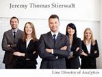 Jeremy Thomas Stierwalt