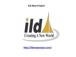 ILD New Project @ 9313627137
