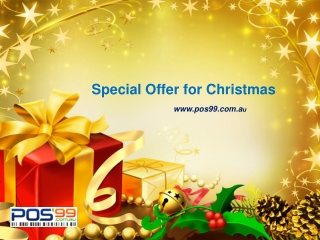 Special Offer for Christmas - POS