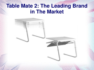 Buy Table Mate 2 India