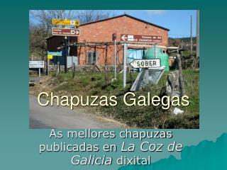 COSAS GALLEGAS