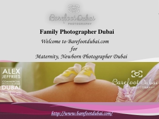 Family Photographer Dubai | Maternity, Newborn Photographer