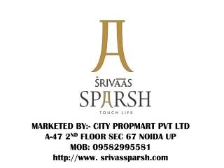 Srivaas New Project SPARSH NH 58 Haridwar