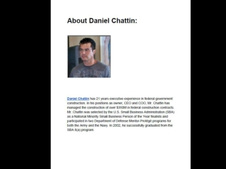 Daniel Chattin