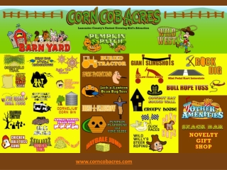 Corn Cob Acres - Lancaster County's Fastest Growing Kid's At