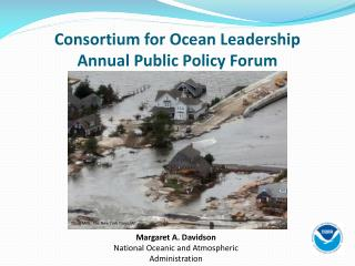 Consortium for Ocean Leadership  Annual Public Policy Forum