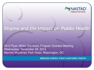 Stigma and the Impact on Public Health