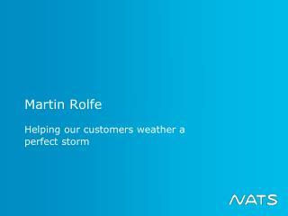 Martin Rolfe