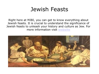 Jewish holidays Sukkot