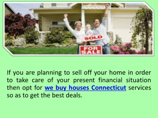 buy your home connecticut