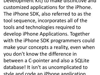 iphone application developer sydney