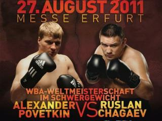 alexander povetkin vs. ruslan chagaev wba world heavyweight