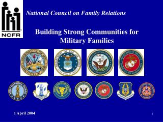 Building Strong Communities for Military Families