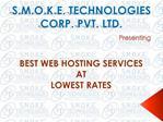 Web Hosting Company Jaipur