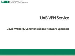 UAB VPN Service