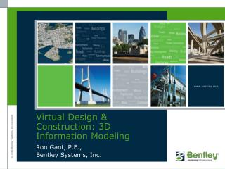 Virtual Design  Construction: 3D Information Modeling