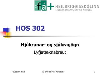 HOS 302