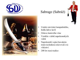 Sabrage Sabr