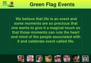 Green Flag Events
