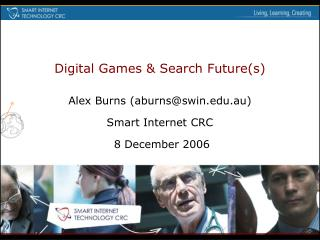 Digital Games  Search Futures