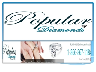 Popular Diamonds: Buy Conflict Certified Diamonds  at afford