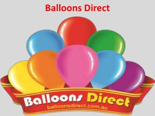 Balloons Sydney | Balloons Direct