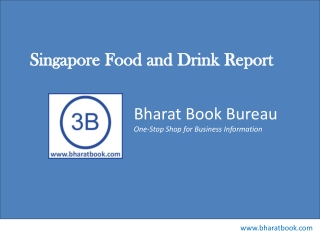 Singapore Food and Drink Report