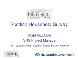 Scottish Household Survey