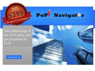 Pay or Play Tool Navigator | Take advantage of ACA Delay