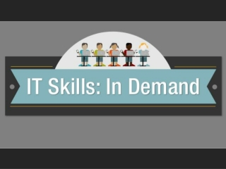 IT Skills Employers Are Looking For In 2014
